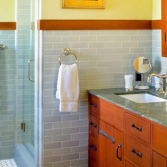 Historic Home Bathroom Renovation by HartmanBaldwin