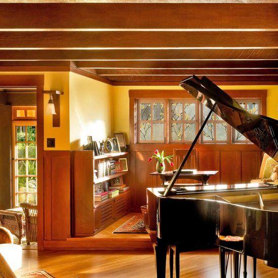Historic Home Family Room Renovation by HartmanBaldwin