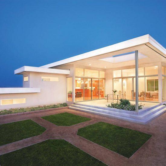 Mid-Century Modern House Architecture & Design by HartmanBaldwin