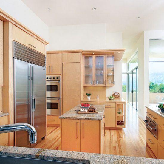 Mid-Century Modern Kitchen Design by HartmanBaldwin