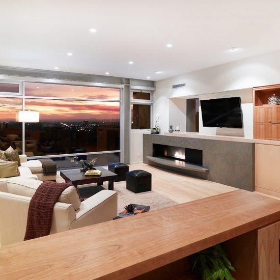 Modern New Custom Luxury Home by HartmanBaldwin