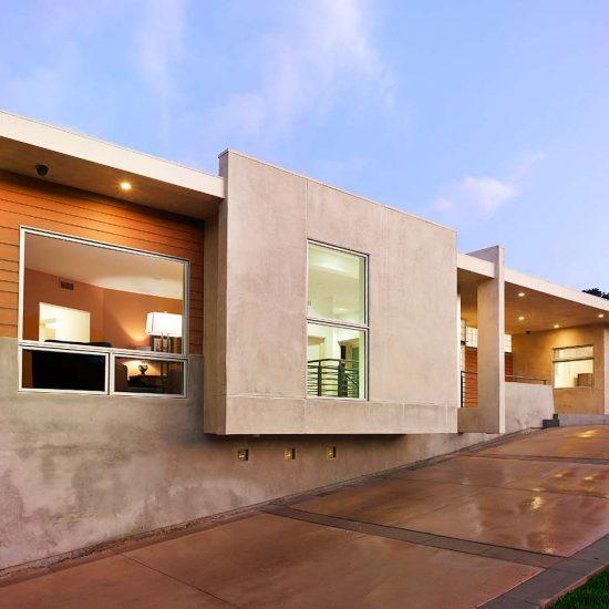 Modern New Custom Home by HartmanBaldwin