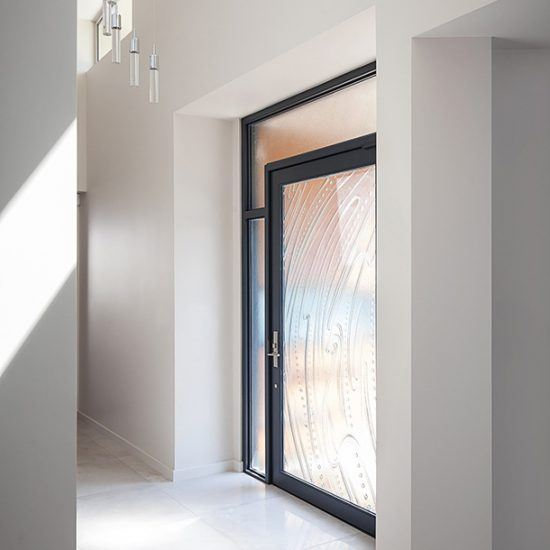 Contemporary Architecture Home Entry Remodel