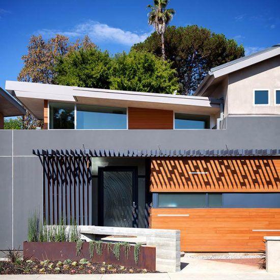 Contemporary Architecture Home Rebuild