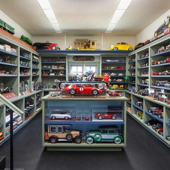 Miniature Car Collection Designed by HartmanBaldwin