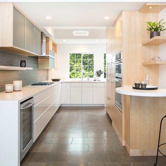 Minimalist Kitchen Design by HartmanBaldwin