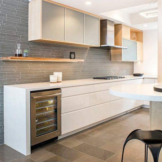 Modern Kitchen Design by HartmanBaldwin