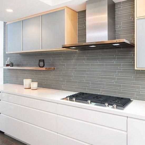Modern Minimalist Kitchen by HartmanBaldwin