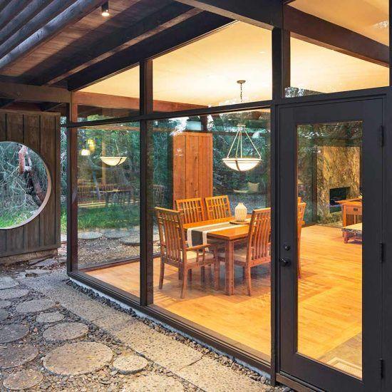 Mid-Century Modern Home Architecture by HartmanBaldwin