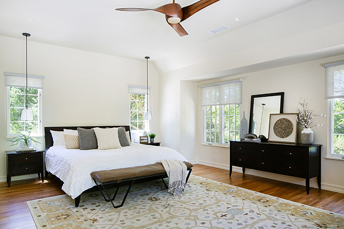 Old English Home Phases Into Contemporary Space