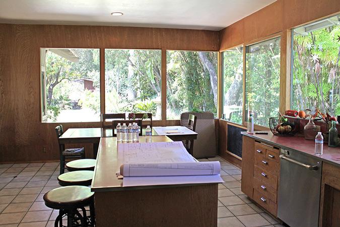 Before MiraMonte Contemporary Craftsman Living Room by HartmanBaldwin