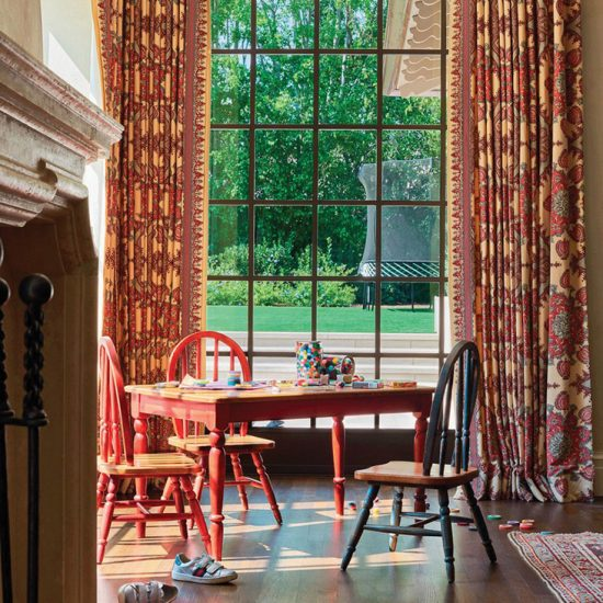 Home Remodeling Italianate Villa Restoration by HartmanBaldwin Photo by Architectural Digest