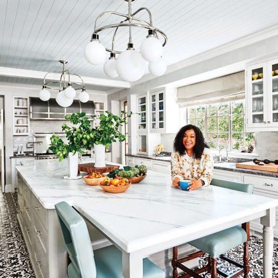 Luxury Kitchen Remodel by HartmanBaldwin Photo by Architectural Digest