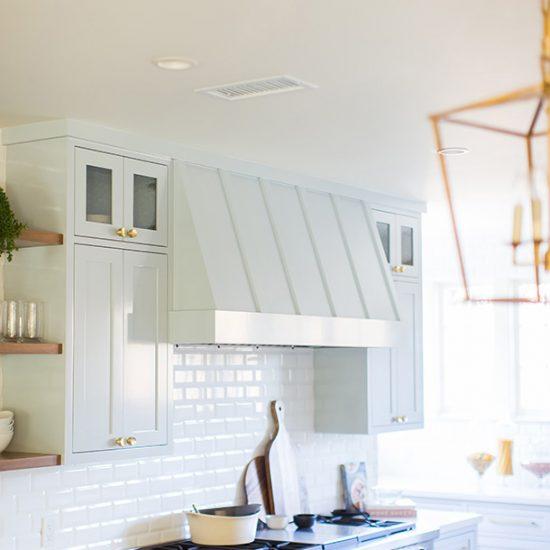 Hillside French Normandy Custom Kitchen Renovation Design Rebuild by HartmanBaldwin