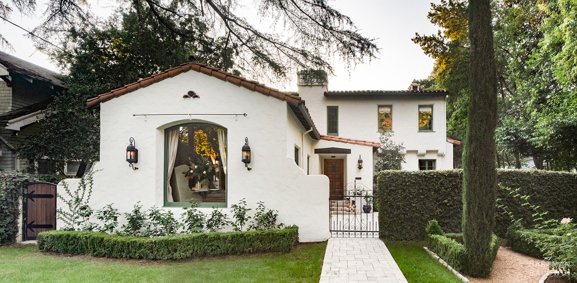 Spanish Mediterranean Home Redesign by HartmanBaldwin