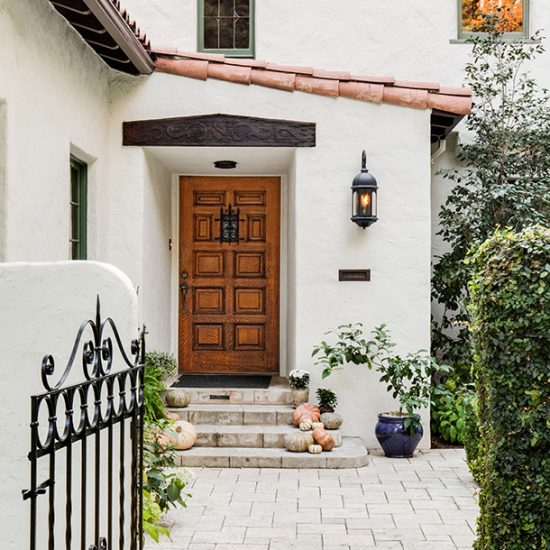 HartmanBaldwin Spanish Mediterranean Home Renovation