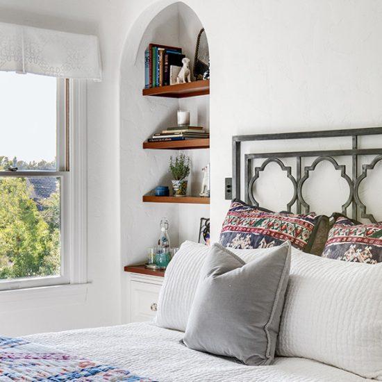 HartmanBaldwin Spanish Mediterranean Bedroom Renovation