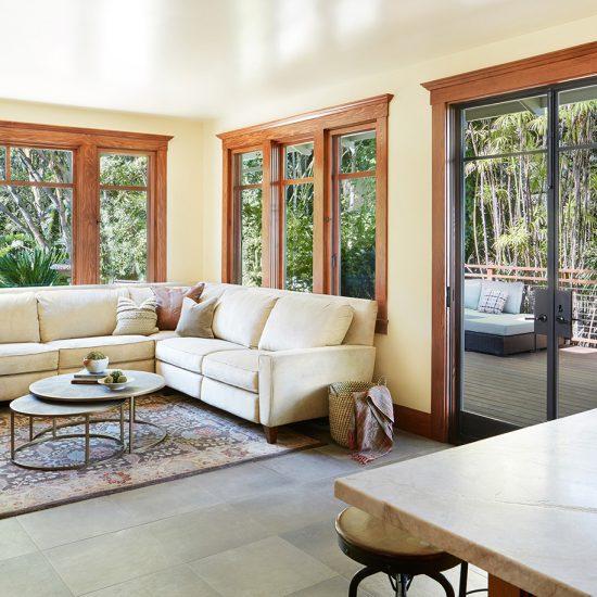 Luxury Craftsman Home Renovation by HartmanBaldwin