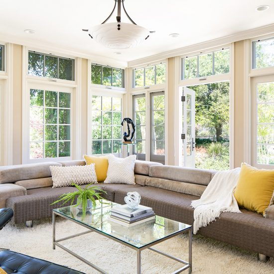 Old English Rustic Contemporary Home Remodel by HartmanBaldwin