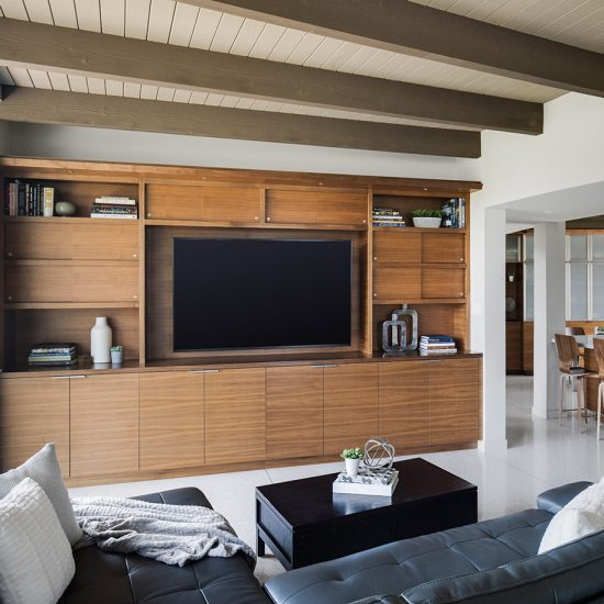 Mid-Centruy Custom Home Renovation by HartmanBaldwin
