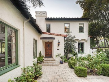 Spanish Revival Renovation by HartmanBaldwin